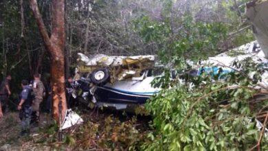 Photo of Avião de pequeno porte cai próximo a aeroporto de Manaus e deixa dez feridos