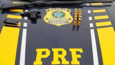 Foto de PRF em Rondônia realiza três flagrantes na mesma tarde