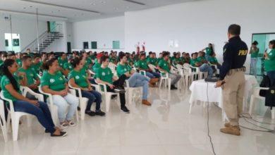Photo of PRF realiza ações educativas em Ji-Paraná
