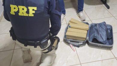 Photo of Jovem é preso pela PRF com 10 quilos de maconha