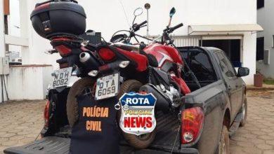 Photo of Polícia Civil recupera duas motocicletas e uma bicicleta que foram roubadas em Vilhena