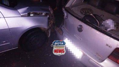 Photo of Motorista perde controle da direção e atinge carro estacionado em Vilhena
