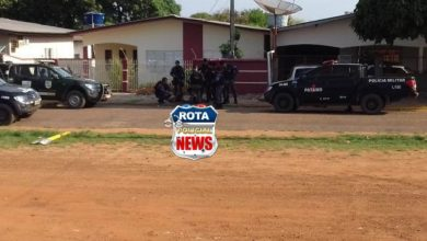Photo of Urgente: Polícia Militar prende suspeitos de roubo em  Vilhena
