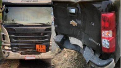 Photo of Deputado estadual  sofre acidente na BR-364 entre Ouro Preto e Jaru