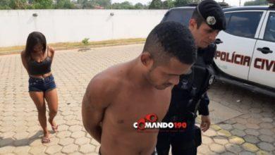 Photo of PM e PC prendem mais dois foragidos armados em Ji-Paraná; Um deles foi reconhecido no roubo de uma agência da Eucatur