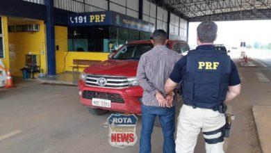 Photo of Camionete roubada em Rolim de Moura após sequestro é recuperada em Comodoro