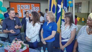 Foto de Luizinho Goebel acompanha Governador em agenda pelo Cone Sul