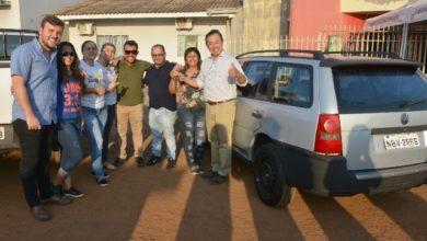 Photo of Câmara doa veículo a postinho de Saúde do Cristo Rei: carro vai beneficiar pacientes