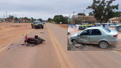 Photo of Ex-moradora de Vilhena morre após ter moto atingida por carro em Jaci-Paraná