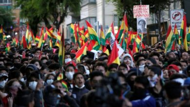 Foto de Com protestos na Bolívia, pais de estudantes brasileiros em RO se dizem desesperados
