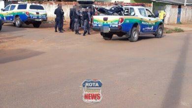Photo of Urgente: polícia militar prende suspeitos após fuga alucinada, um deles é foragido da justiça