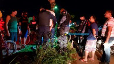 Foto de Policial de folga prende ladrão que usou arma falsa para roubar bicicleta