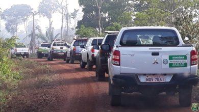 Photo of Mandados de reintegração em assentamentos na área de Nova Brasilândia são cumpridos em operação