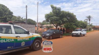 Photo of Polícia recupera um dos carros roubados durante sequestro de vítimas em Vilhena
