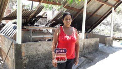 Photo of Idosa que perdeu tudo em incêndio na cidade de Colorado do Oeste pede ajuda da população