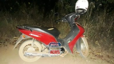 Photo of Polícia Militar recupera motoneta furtada em terreno baldio no Jardim das Oliveiras