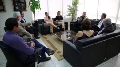 Photo of TCE-RO recebe visita de deputado e representação de Vilhena para tratar de assuntos ligados à gestão