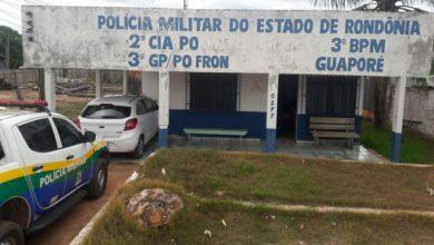 Photo of Urgente: Polícia Militar do distrito do Guaporé recupera carro roubado de DJ em Vilhena