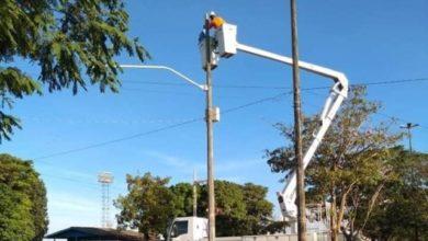 Photo of Equipes da Prefeitura recuperam mais de 2.500 pontos de iluminação pública em sete meses