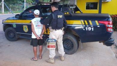 Photo of PRF flagra idoso saindo de motel com criança de 11 anos