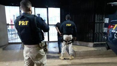 Photo of Monitorado do sistema prisional é preso pela PRF