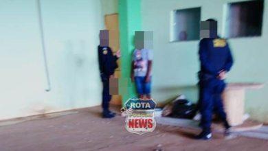 Photo of Garotos são detidos pela Polícia Militar furtando material elétrico e ferramentas em prédio público