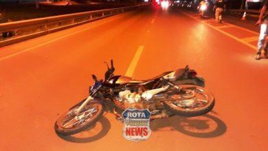 Photo of Urgente: grave acidente entre 3 motos é registrado na BR-364
