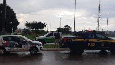 Photo of Rapaz embriagado tenta fugir da polícia e acaba caindo em ribanceira na BR-364