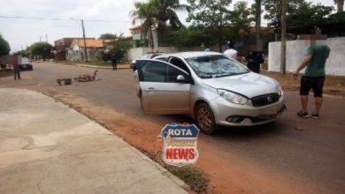 Photo of Motociclista é encaminhado para Vilhena após acidente em Cerejeiras