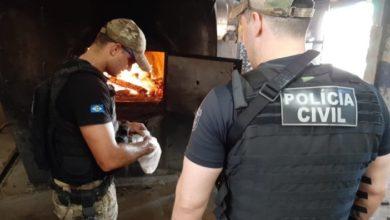 Photo of Polícia Civil incinera 700 quilos de drogas no Mato Grosso