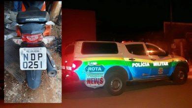 Photo of Urgente: motoneta é roubada por bandidos na avenida Melvin Jones