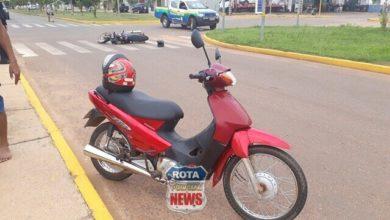 Photo of Homem inabilitado fura sinal vermelho e provoca acidente em Vilhena