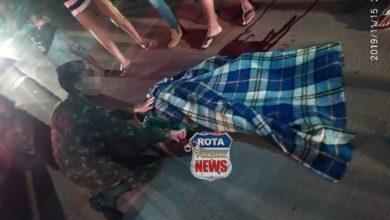 Photo of Caminhoneiro é assassinado a golpes de faca por colega de profissão
