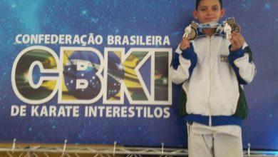 Photo of Atletas vilhenenses participam de Campeonato Brasileiro de Karatê