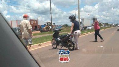 Photo of Vários acidentes são registrados nesta manhã de segunda-feira