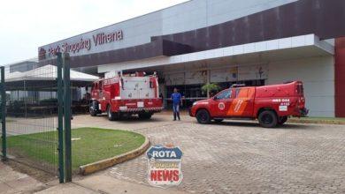 Photo of Princípio de incêndio em restaurante do Park Shopping mobilizou equipes do Corpo de Bombeiros e chamas foram contidas