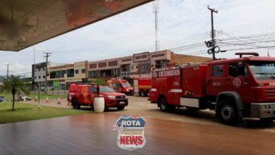 Photo of Urgente: Restaurante do Park Shopping Vilhena em chamas