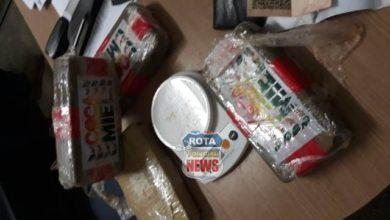 Photo of PM prende suspeitos que estavam viajando de Pimenteiras para Cabixi com 4 quilos de drogas