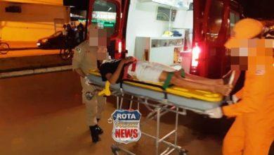 Photo of Motorista de camionete provoca acidente ao entrar em garagem