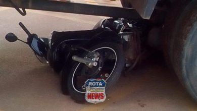 Foto de Jovem moradora de Cacoal envolvida em acidente com caminhão morre no hospital