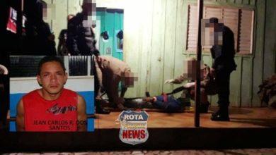 Photo of Urgente: homem sofre atentado a tiros dentro de uma residência