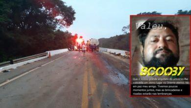 Photo of Motorista morre prensado após acidente envolvendo duas carretas na BR-319