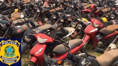 Foto de No mês de dezembro, PRF em Rondônia realiza leilão de veículos