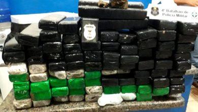 Photo of Traficante é preso com 83 quilos de droga em ação conjunta da PC e PM