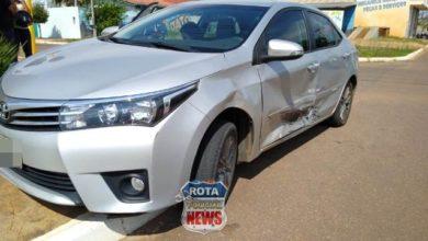 Photo of Veículos se envolvem em acidente no Jardim Eldorado próximo do CEEJA