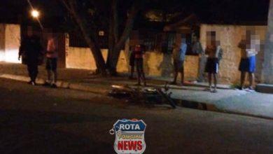 Photo of Marido atropela bandido ao ver esposa sendo assaltada, marginal efetua disparos e foge