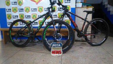"""Photo of Rapaz é preso por receptação e entrega """"Bundinha"""" como sendo responsável por bicicletas furtadas"""