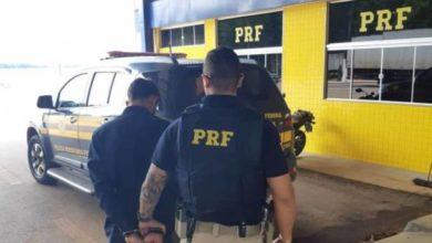 Photo of Homem residente em Cerejeiras é preso pela PRF em Vilhena transportando drogas que vieram do Paraná