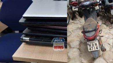 Photo of Polícia Civil recupera moto Biz e objetos furtados e prende homem por receptação em Vilhena