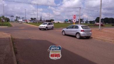 Photo of Colisão entre táxi e veículo de passeio resulta em danos materiais no 5ºBEC